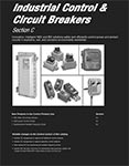 Section C Industrial Control & Circuit Breakers